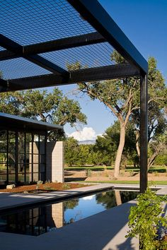 Flyway View House by Jon Anderson Architecture   HomeDSGN