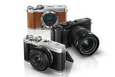 Gadgets: FUJIFILM X-M1: Nueva cámara compacta de objetivos intercambiables