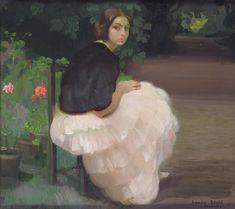 Amedeo Bocchi, 'Portrait', 1924, Accademia Nazionale di San Luca