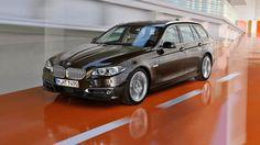 BMW 5er 2013  http://www.autorevue.at/bmw/der-neue-bmw-5er-faltenabwurf.html