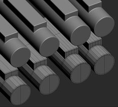 FAQ: How u model dem shapes? Hands-on mini-tuts for mechanical sub-d AKA ADD MORE GEO - Page 68 - Polycount Forum