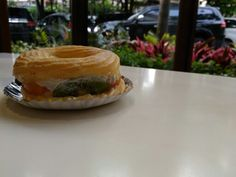 Korean fruits' cake is delicious! Tap for finding it in Eaton Bandung.