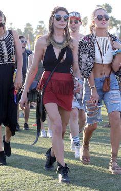 Ashley Greene Mini Skirt - Mini Skirt Lookbook - StyleBistro