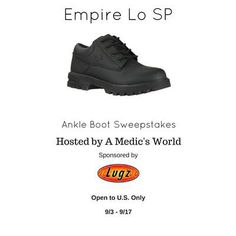 Lugz Empire Lo SP An