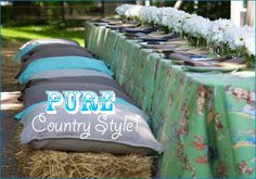 REAL PARTIES: Cowboy Baby Shower