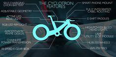 THE CYCLOTRON BIKE - Revolutionary Spokeless Smart Cycle by Cyclotron Cycles — Kickstarter
