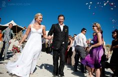 Fabulous Cape Town Beach Wedding Venues | Confetti Daydreams - Strandkombuis beach wedding venue leads to a wooden deck right on the beachfront ♥ #Cape #Town #Beach #Wedding #Venues