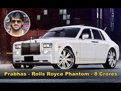 Film Stars and They Luxury Cars