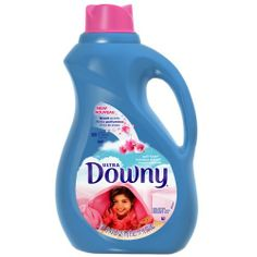 Downy Ultra Fabric Softener April Fresh Liquid, 90 Loads, 77-Ounce (Pack of 6) by Downy. $57.66. Feel more connected with Ultra Downy April Fresh, the sun-kissed, floral scent that's been in homes for generations. Ultra Downy is our leading fabric softener, formulated to keep clothes exceptionally soft, fresh, and static-free.