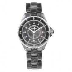 J12 Automatique ceramic watch.