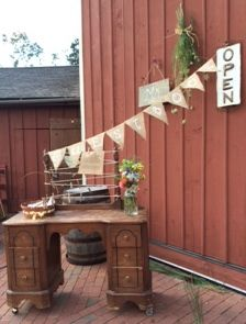 We love custom weddings at Old World Wisconsin! (And they're all custom! Wedding Events, Weddings, Magical Wedding, Historical Society, Old World, Wisconsin, Outdoor Decor, Wedding, Marriage