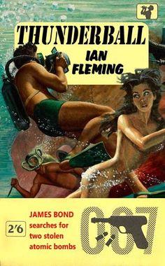 Thunderball, Ian Fleming.
