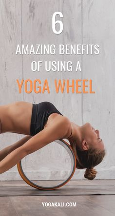 Yoga lifestyle 302233824993617468 - I explore a new 'yoga wheel' trend, what benefits it brings into your yoga practice, whether yoga wheels are safe and what are the best offers on the market at the moment. Source by YogaKali Yoga Wheel, Dharma Yoga, Meditation, Yoga Props, Yoga Equipment, Fitness Equipment, Yoga Motivation, Restorative Yoga, Yoga For Weight Loss