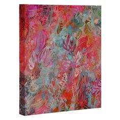 Stephanie Corfee Botanika Art Canvas | DENY Designs Home Accessories