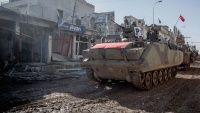 Türkische Soldaten ins syrische Territorium eingedrungen