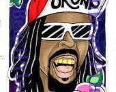Lil Jon print by YetiBeast Prints