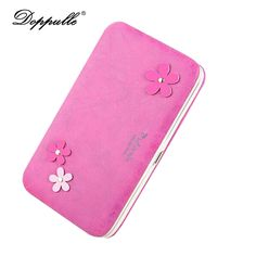 Flowers design long Women Wallet Female Card Holders Cellphone Cases Pocket Gifts Money Bag Ladies Day Clutch Purse Wallets box * AliExpress Affiliate's buyable pin. Find similar products on www.aliexpress.com by clicking the VISIT button