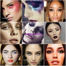 Risultati immagini per makeup trends autumn winter 2017