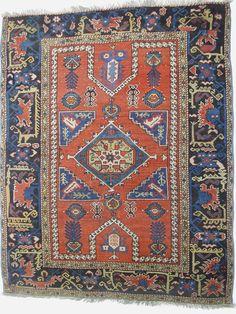 Carpet | Islamic | The Metropolitan Museum of Art