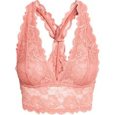 Lace Bralette $19.99 ($20) ❤ liked on Polyvore featuring intimates, bras, lace bra, lace bralette bra, lacy bras, bralette bras and racer back bra