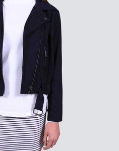 Berlin Suede Jacket | theonlinestore Suede Jacket, Berlin, Athletic, Jackets, Collection, Fashion, Suede Moto Jacket, Down Jackets, Moda