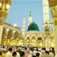 Mecca Kaaba, Medina Mosque, Green Dome, Ramadan, Cute Love Pictures, Islam Muslim, Madina, Islamic Love Quotes, Prophet Muhammad