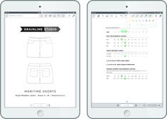 Organizing PDF Patterns & Instructions | Grainline Studio