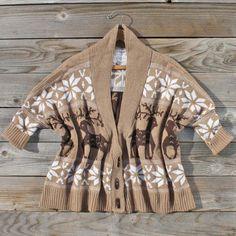 Deer Lake Sweater