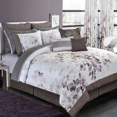 Hmmm...Maybe.   MasterBedroom  KAS Austin Full Comforter Set - Bed Bath & Beyond