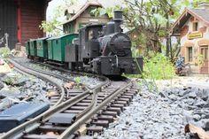 Hertel Garten Bahn