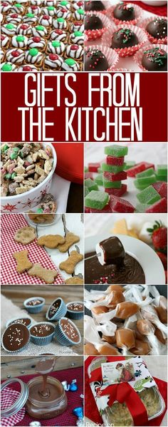 GIFTS FROM THE KITCHEN - IN UNDER 1 HOUR