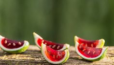 Five healthier jello shots (really!) to make for all your summer celebrations!   Be Well Philly