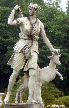 Artèmis (Diane) : la déesse de la Chasse