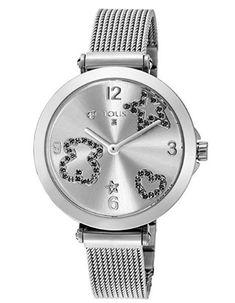 Reloj Tous de mujer de acero  #relojes #tous