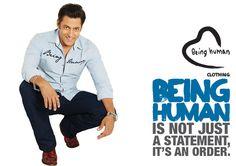 Being Human Clothing Salman Khan Spring Summer '13 Campaign