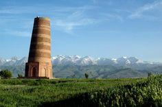 Buryana Tower, Kyrgyzstan