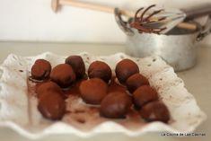 La Cocina de las Casinas: Trufas de Caramelo y Chocolate #CookingTheChef: Do...