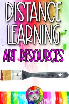 Distance Learning Art Resources for your Students