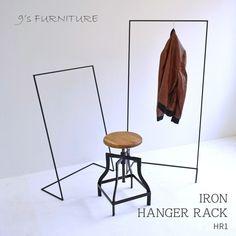 Hanger Rack, Hanging Rail, Wardrobe Rack, Interior Design, Furniture, Houses, Home Decor, Nest Design, Homes