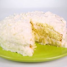 525 Coconut Layer Cake