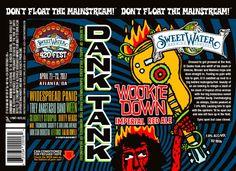 SweetWater Wookie Down