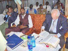 Bible conference in Maashuru Kenya