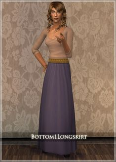 Trapping Downloads : Some Clothes and a Hair Retexture
