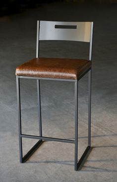 "Astor Barstool 30"" by Charleston Forge Made in USA http://www.charlestonforge.com/bar-stools/c946-astor-barstool-30"