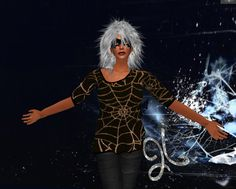 Our Free Halloween Gift for all of our customers old & new! Halloween Design, Halloween Gifts, Mesh Clothing, Old And New, Punk, Free, Clothes, Tops, Women