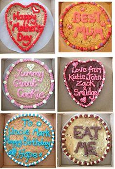 Giant Cookie  www.giantcookiecompany.wordpress.com
