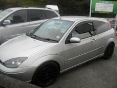 2002 53 Ford Focus 2.0 ST170 3DR - Focus ST for sale £2500 http://www.motormouthuk.com/View-Vehicles/2002-53-ford-focus-2-0-st170-3dr