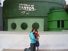 aquario municipal de santos