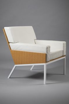 Lounge chair 1 By Alex de Rouvray design Alex de Rouvray