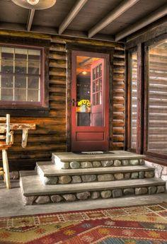 Gyönyörűen felújított rusztikus faház erdei környezetben - Lands End Development